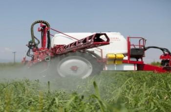 Precyzja opryskiwacza FarmGEM