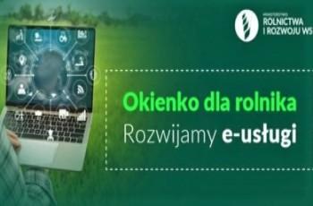 Okienko dla rolnika – cyfryzacja rolnictwa