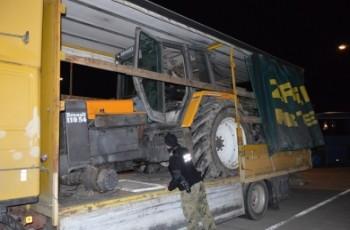 Obywatelka Mołdawii chciała wywieźć z Polski kradziony