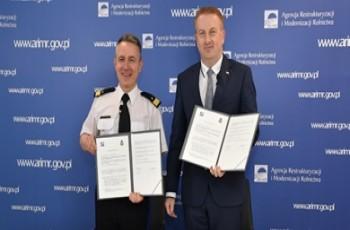 Współpraca ARiMR i Państwowej Straży Pożarnej - na