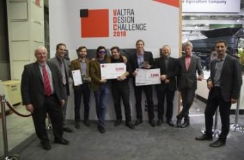 Znamy zwycięzców konkursu Valtra Design Challenge 2018