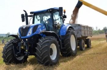 Sprzedaż ciągników rolniczych  w Polsce w  2018 roku