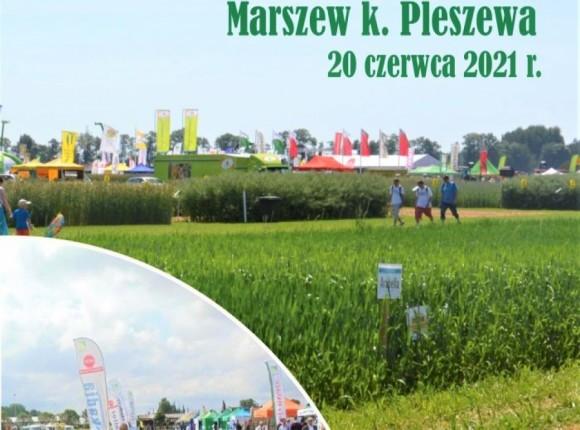 Marszewskie Dni Pola 20 czerwca - ponad 130 odmian roślin, nowoczesny sprzęt i pokazy polowe