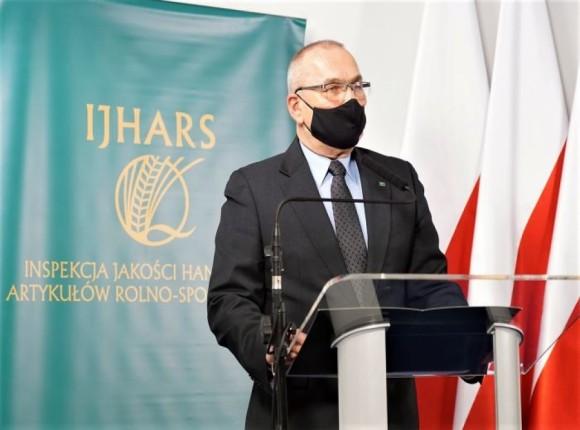Podsumowanie kontroli jakości żywności realizowanej przez IJHARS