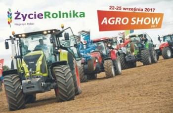 AGRO SHOW 2017 -  już za kilka dni w Bednarach!