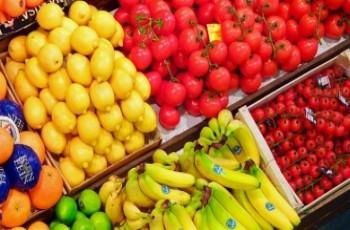Warzywa i owoce przynoszą szczęście