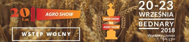 Agro Show 2018 gora