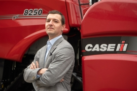 Nowy Marketing Manager w Polsce - Case IH oraz Steyr